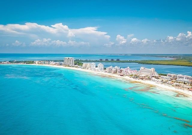 Cancun in Mexico