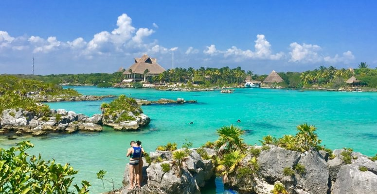Paradisiacal places in Cancún