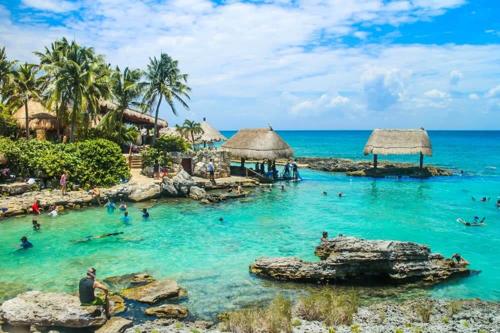Xcaret Park in Cancun