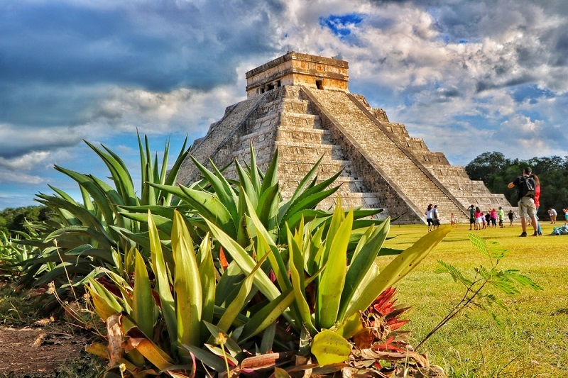 Tour in Chichén-Itzá