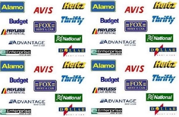 Top car rental companies in Mexico