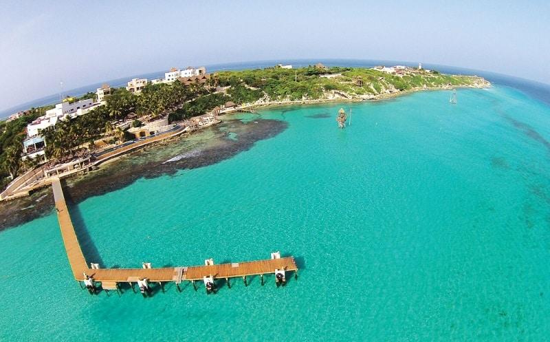 Garrafón Natural Reef Park on Isla Mujeres