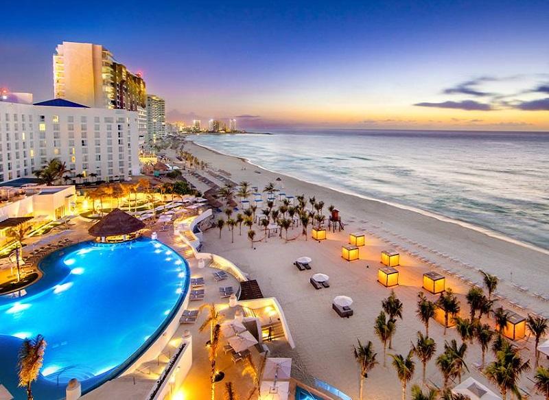 Le Blanc SPA resort all-inclusive in Cancun
