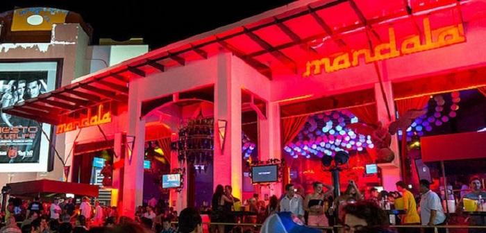 Mandala in Cancun