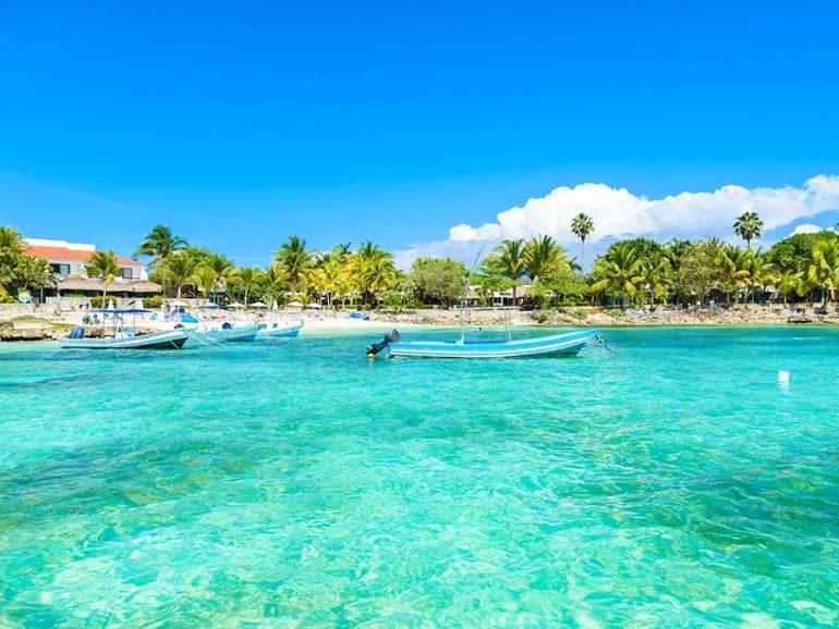 Akumal Beach in Cancun