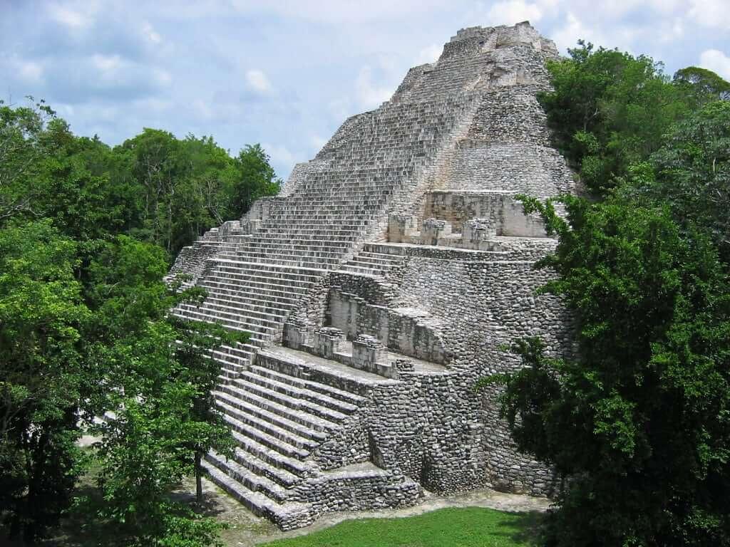 Pyramids of Cobá