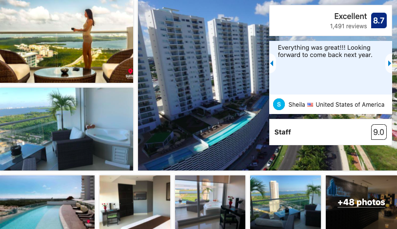 Apart-hotel Suites Malecon Cancun - Booking