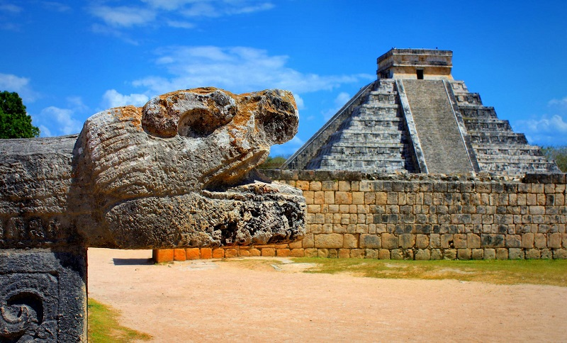 Chichén-Itzá in Cancun