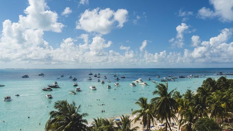 Isla Mujeres in Cancun