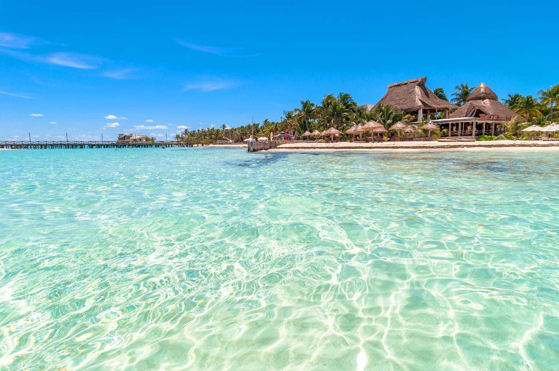 North Beach on Isla Mujeres