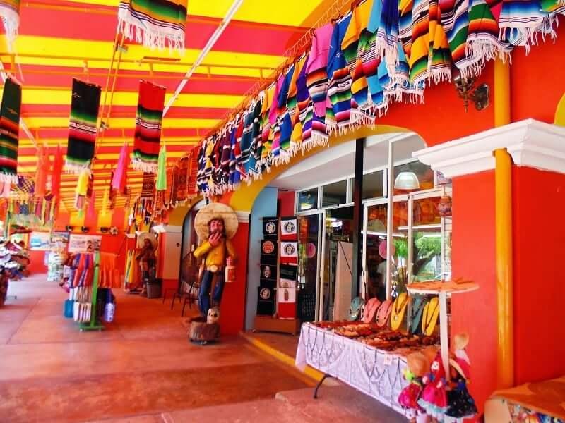 Mercado 28 (Market 28) in Cancun