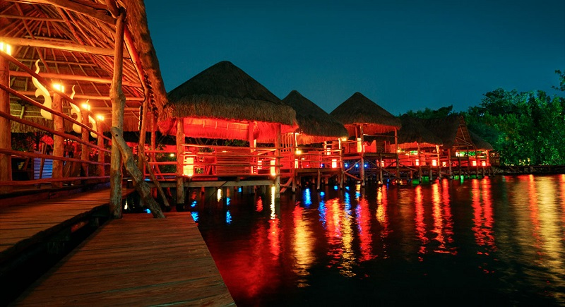 Thai Lounge in Cancun