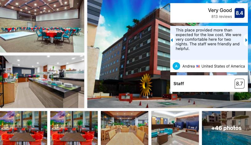 Wyndham Garden Cancun Downtown - Booking