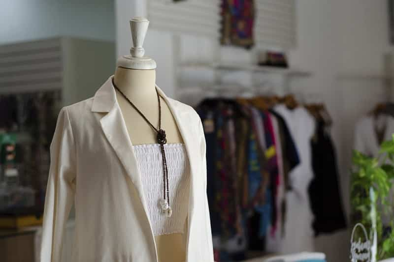 Clothing shopping in Cancun