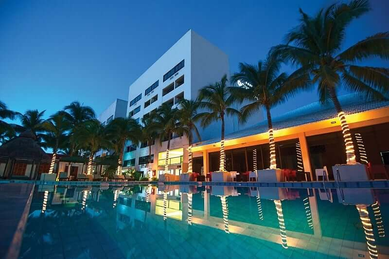 Hotel in Downtown Cancun