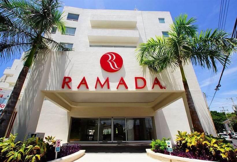 Ramada Cancun City in Downtown Cancun