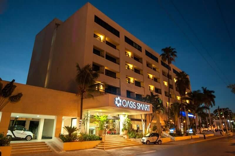Smart Cancun by Oasis in Downtown Cancun