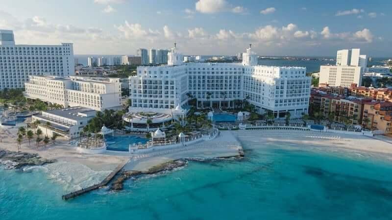 Hotel Zone in Cancun