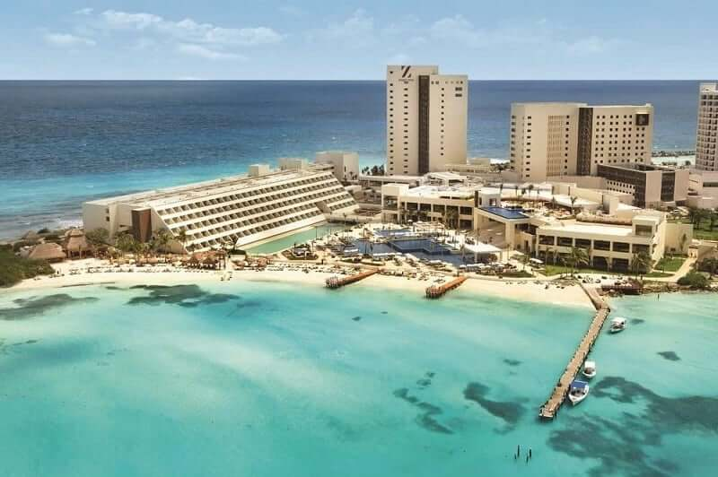 Resort Hyatt Ziva in Cancun