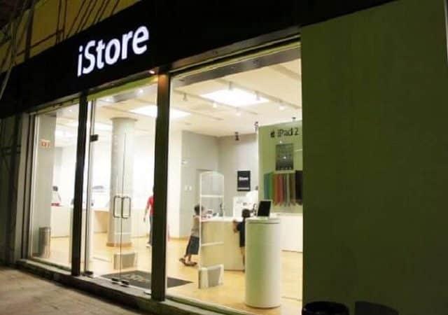 iStore in Cancun