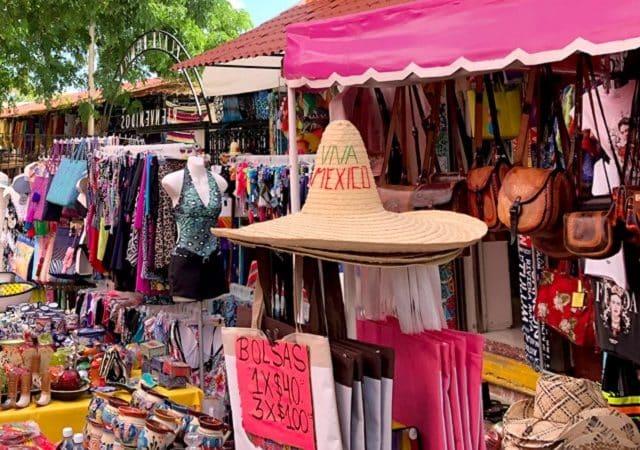 Souvenirs in Cancun