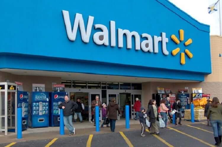 Walmart in Cancun