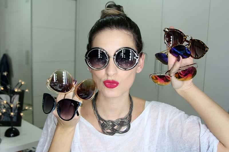 Sunglasses in Cancun