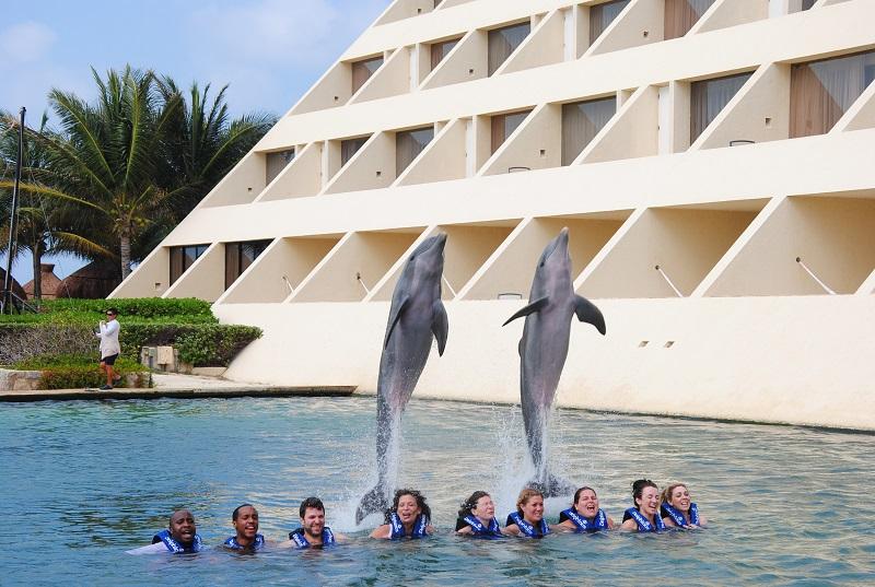 Delphinus Cancun