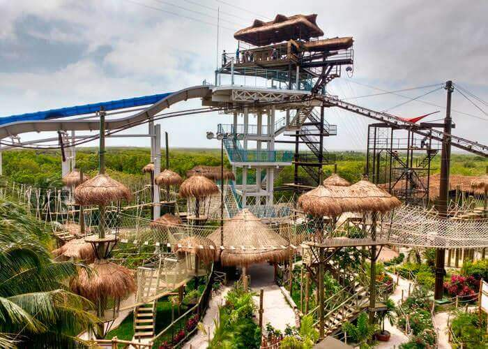 Ventura Park in Cancun