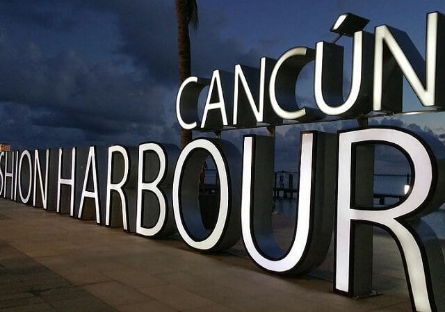 Fashion Harbour in Cancun