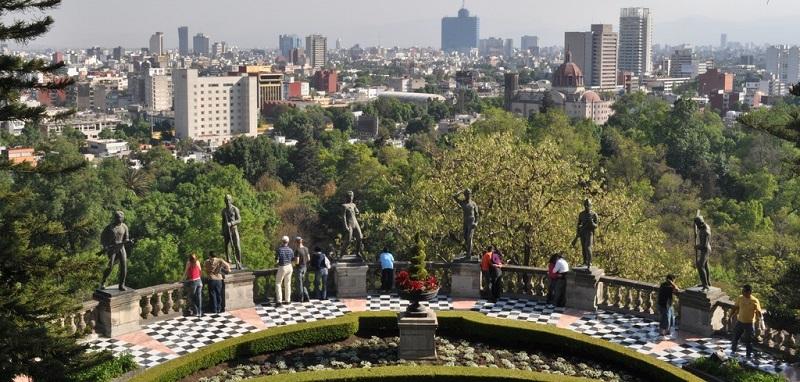 Chapultepec in Mexico City