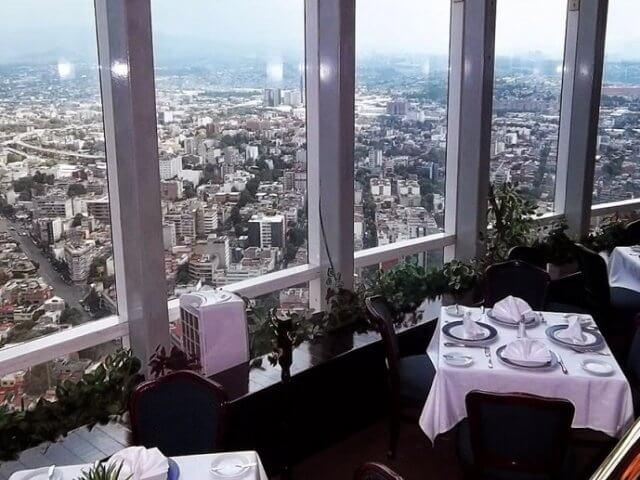 Restaurant in Mexico City