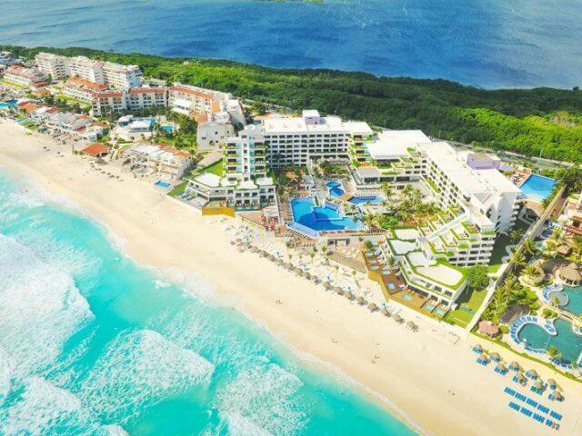 Best resort hotels in Cancun