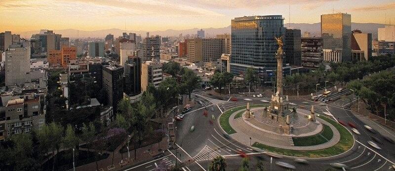Polanco in Mexico City