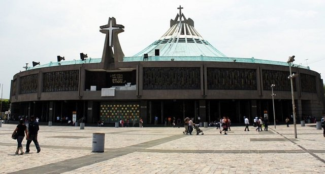 Attraction in Mexico City