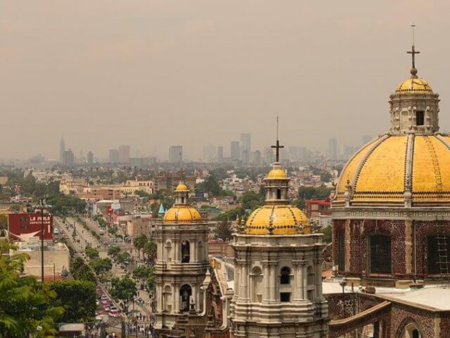 6-day itinerary in Mexico City