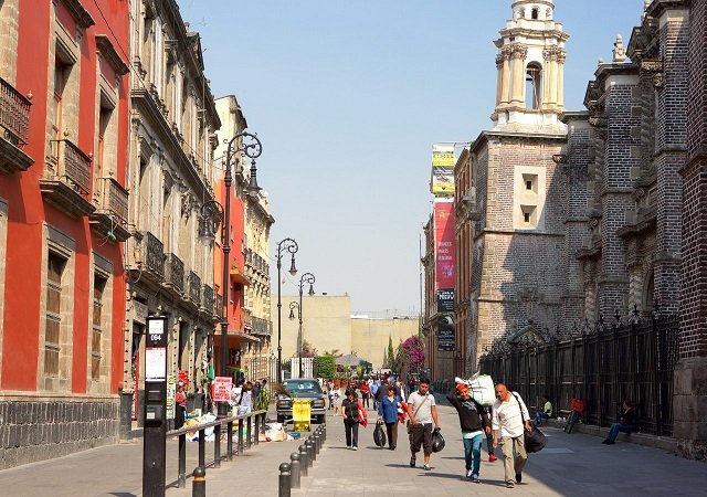 5-day itinerary in Mexico City