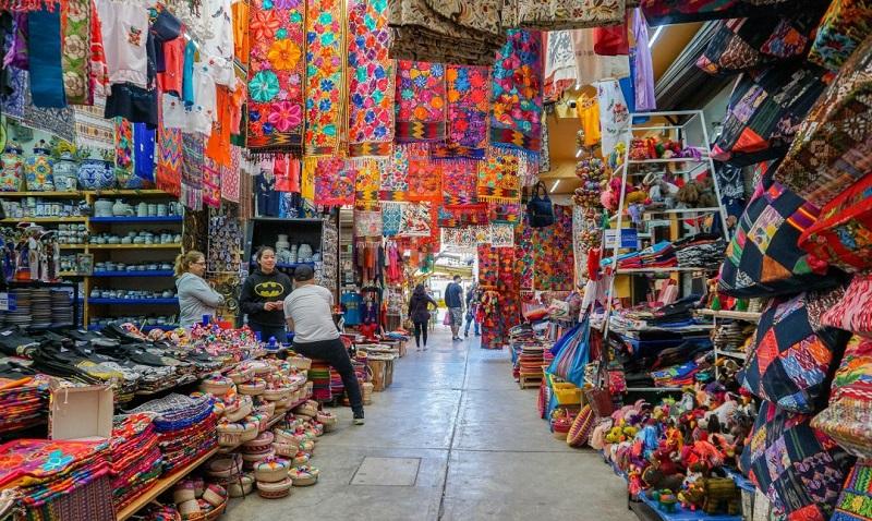 Souvenirs in Mexico City