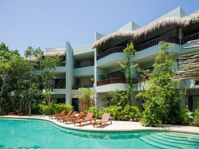 Best downtown hotels in Tulum