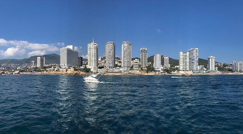 Zona Dorada in Acapulco