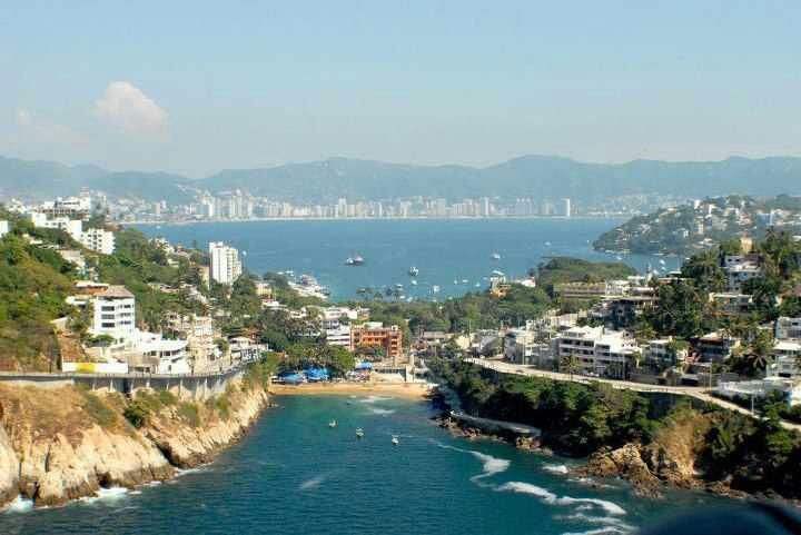 Traditional Zone in Acapulco