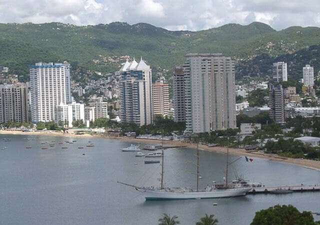 4-day itinerary in Acapulco