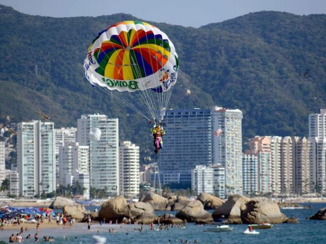 3-day itinerary in Acapulco