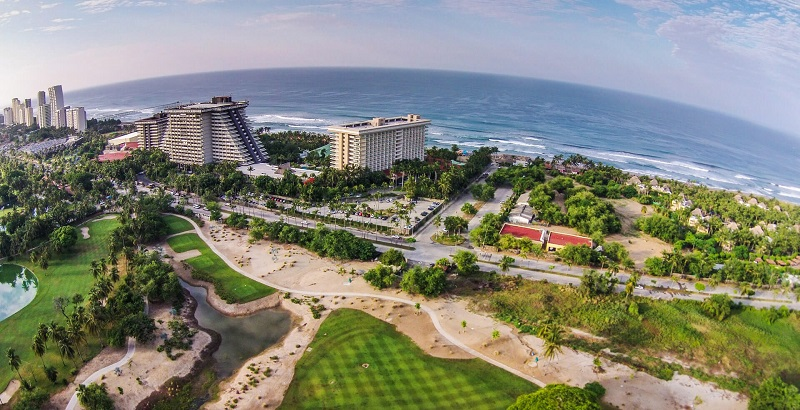 Tourist attraction in Acapulco