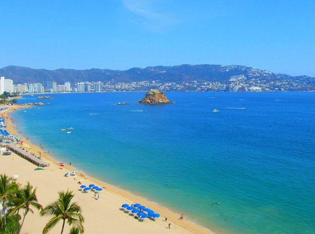 5-day itinerary in Acapulco