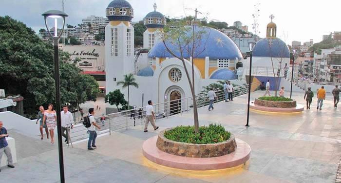 Zócalo in Acapulco