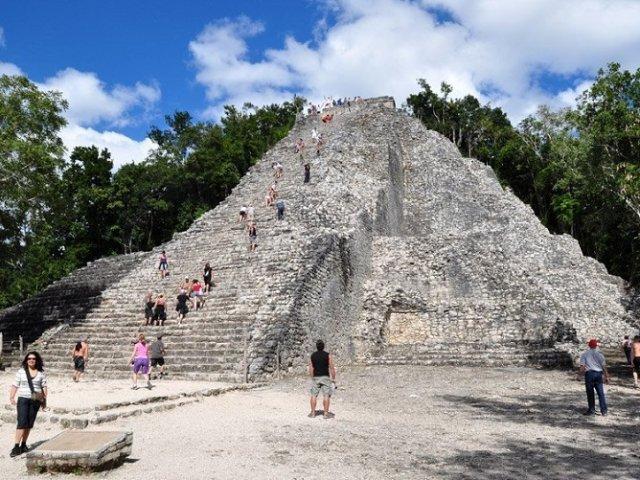 Cobá in Cancun