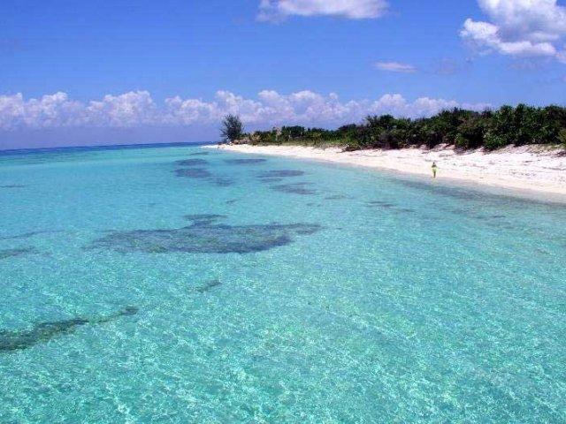 Paraiso Beach in Cancun