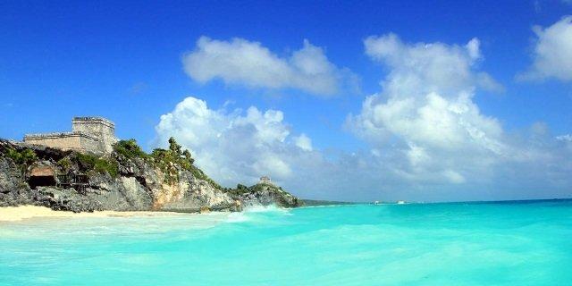 Cancun in November