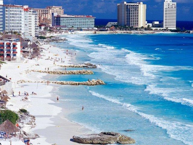 Cancun in October